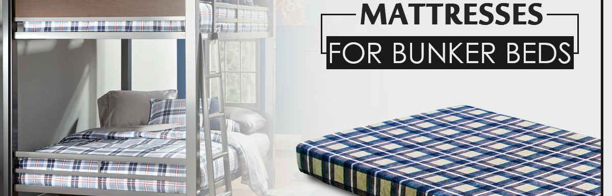 7 Best Mattresses for Bunk Beds – Reviews and Buyer guide 2021