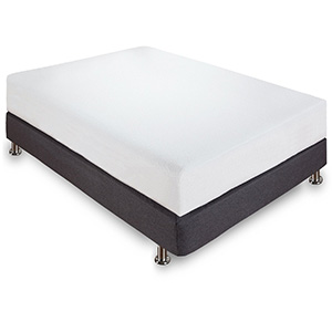 Classic Brands Memory Foam Mattress for bunker beds