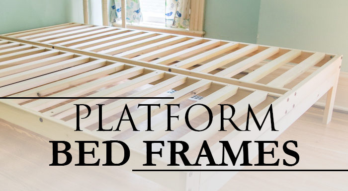 10 Best Platform Bed Frames to Buy in 2020