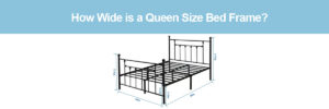 How Wide is a Queen Size Bed Frame