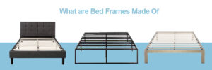 What are Bed Frames Made Of