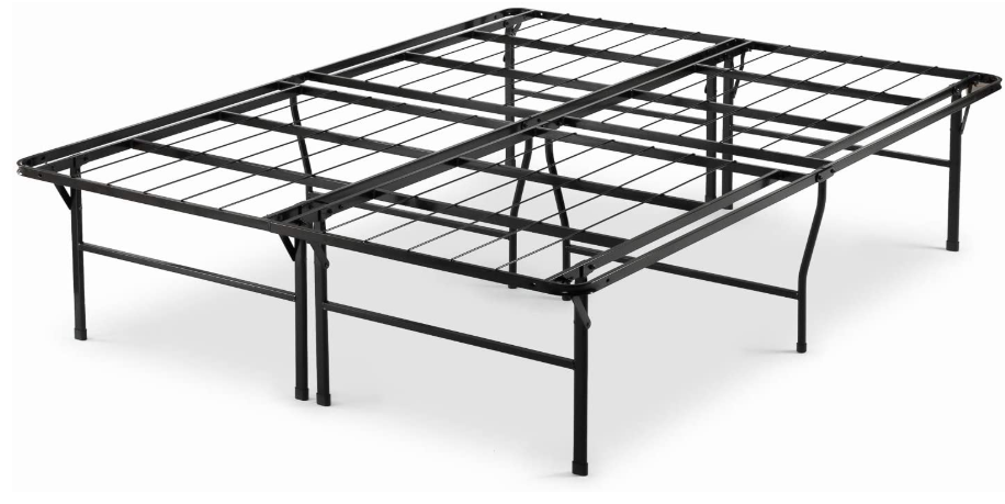 Zinus Casey 18-Inch SmartBase Mattress Foundation