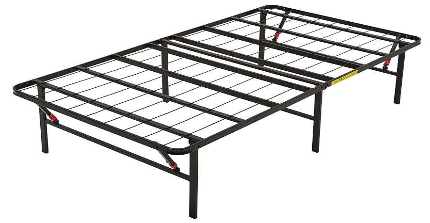 "AmazonBasics (Foldable, 14"" Metal Platform Bed Frame)"