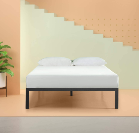 Zinus Platform Mattress Foundation for Sleep Number - Editor's Choice)