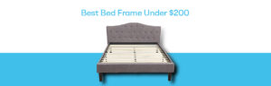top Best Bed Frame under 200